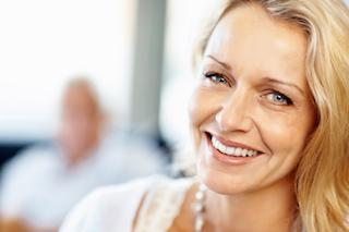 Woman | Dental Crowns & Bridges Lansing IL