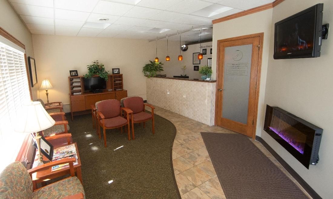 Reception Area | Lansing IL Dentist