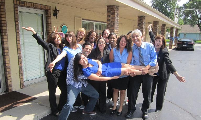Our staff at Pallotto Dental Care